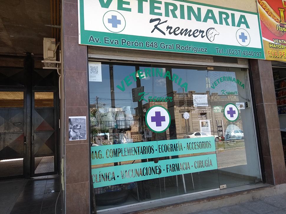 Silvana Kremer Veterinaria