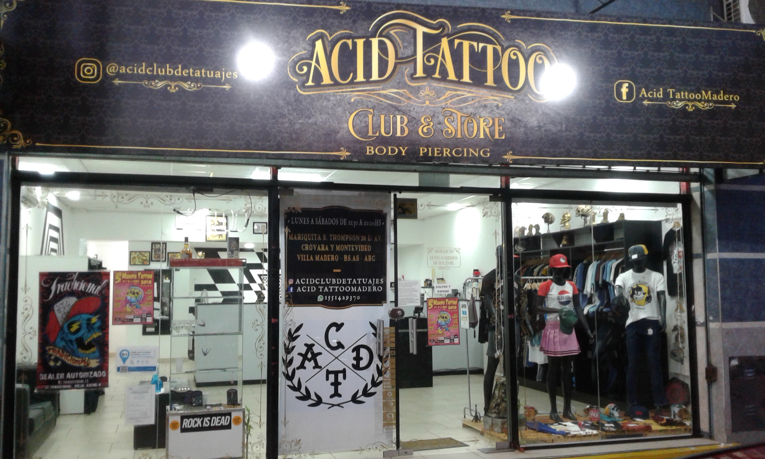 Acid Tatoo