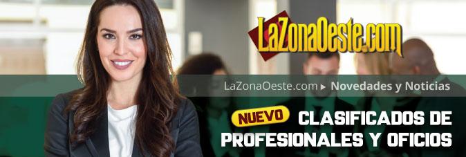 ¡NUEVO! Clasificados de Profesionales y Oficios