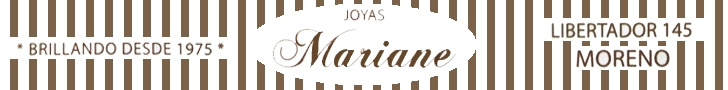 Joyeria Mariane