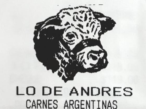 """Carniceria """"Lo de Andres"""""""