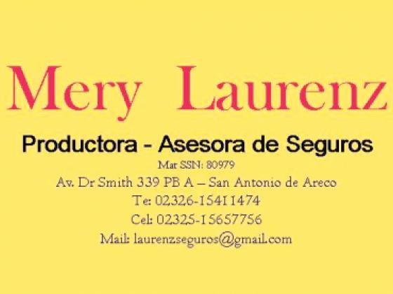 Mery Laurenz Productora de Seguros